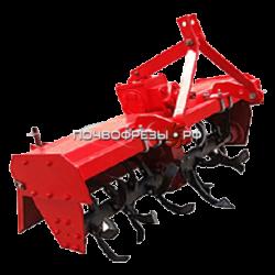 Почвофреза 1GQN-160 захват 1,6м (Красная)