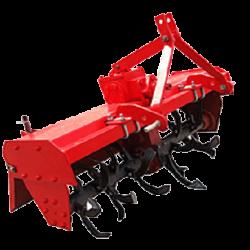 Почвофреза серии 1GQN-180 захват 1.75м (со средним редуктором)