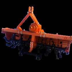 Почвофреза 1GQN-160 захват 1,6м (Оранжевая)