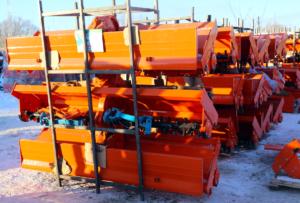 Почвофреза 1GQN 220 Оранжевая стеллаж