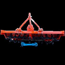 Почвофреза 1GQN-180 захват 1.8м (Оранжевая, большой редуктор)