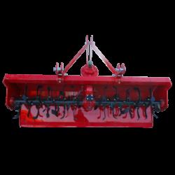 Почвофреза 1GQN-240 захват 2.4м (Красная)